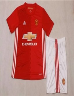 ddbad4b9b2d Jual Jersey Manchester United Home Anak-Anak 2016 2017