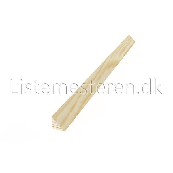 Støbelister fyr 10 x 10 mm