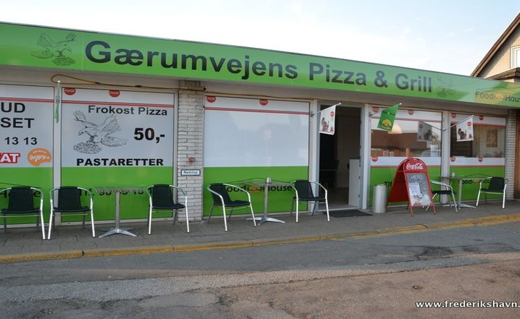 Gærumvejens Pizza & Grill