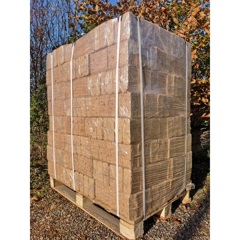 Heatlets træbriketter, 960kg