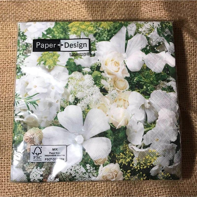 Floral dream servietter 3 lags 33x33 cm