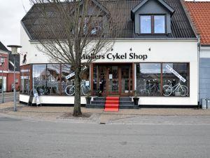 Møllers cykel shop