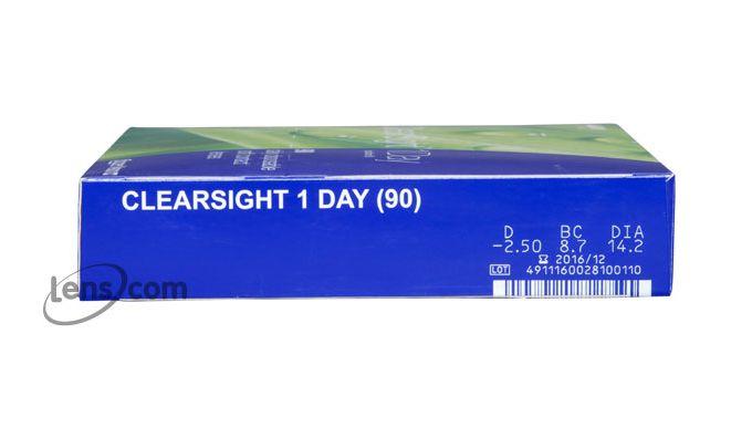 Clinasoft 1 Day Rx