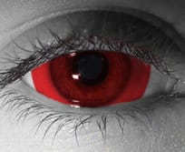 Mini Red Sclera