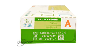 Biotrue ONEday for Astigmatism 30PK Rx
