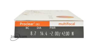 Proclear Multifocal Rx