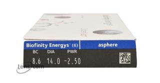 Biofinity Energys Rx