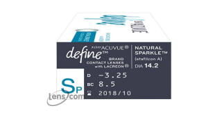 1-Day Acuvue Define 30PK Rx