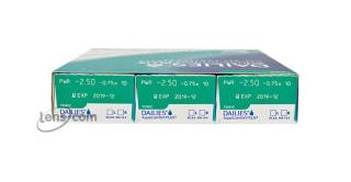 Dailies AquaComfort Plus Toric 90PK Rx