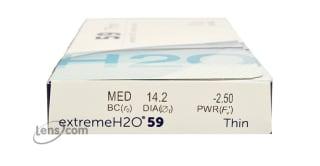 Extreme H2O 59% Thin Rx