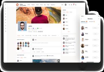 BuddyBoss Platform  - Sell Memberships, Courses, and Create Online Communities