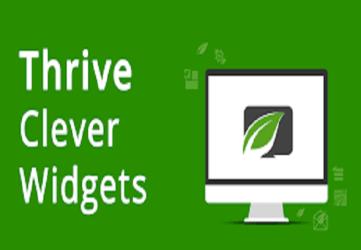 Thrive Clever Widgets - Smart Widgets for WordPress