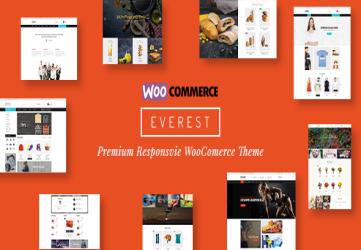 Zoo Everest - Multipurpose WooCommerce Theme