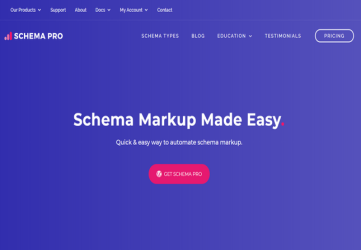WP Schema Pro - micro-markup on WordPress