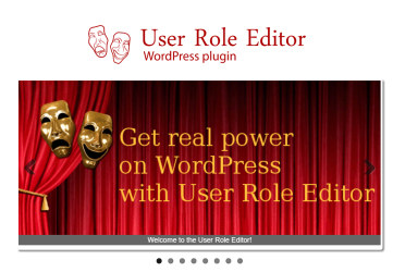 User Role Editor Pro - Editing WordPress User Roles