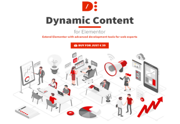 Dynamic Content for Elementor - widgets for Elementor