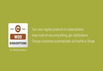 Subscriptio - WooCommerce Subscriptions