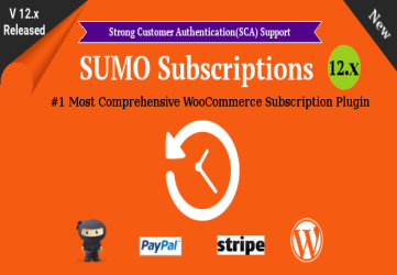 SUMO Subscriptions - WooCommerce Subscription System