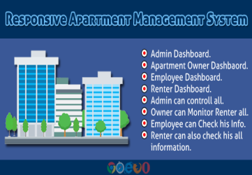 Responsive Apartment Management System