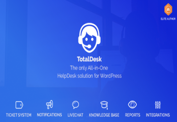 TotalDesk – Helpdesk, Live Chat, Knowledge Base & Ticket System