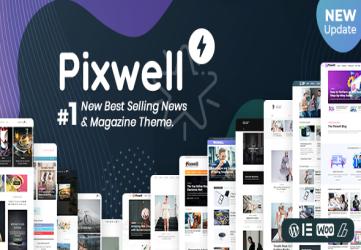 Pixwell - Modern Magazine