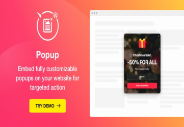 Popup Maker - WordPress Popup Plugin