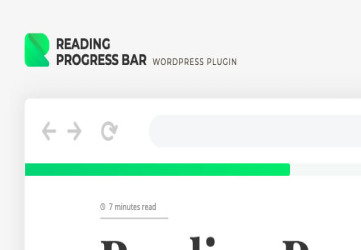 ReBar – Reading Progress Bar for WordPress Website