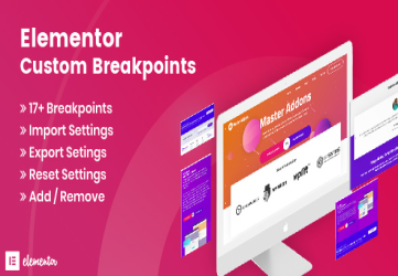 Elementor Custom Breakpoints