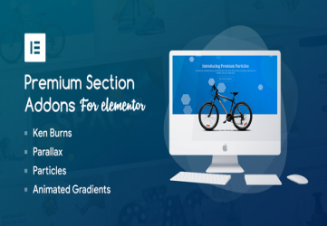 Premium Section Add-ons for Elementor