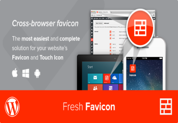 Fresh Favicon - WordPress Plugin