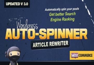 Wordpress Auto Spinner - Articles Rewriter