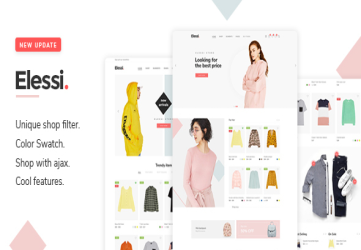 Elessi - WooCommerce AJAX WordPress Theme - RTL support