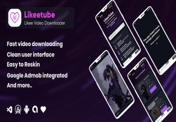 Likeetube Likee video downloader no watermark (android)
