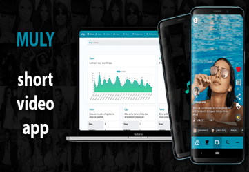 Muly - Short Video Sharing App