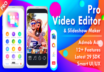 Pro Video Editor & Photo Video Maker for Android