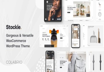Stockie - Modern Multi-Purpose WooCommerce Theme