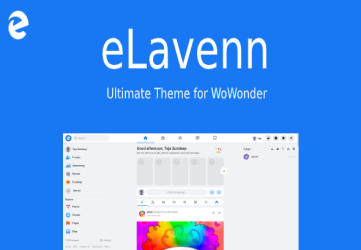 eLavenn - The Ultimate WoWonder Theme