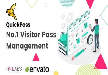 QuickPass: Visitor Pass Management System