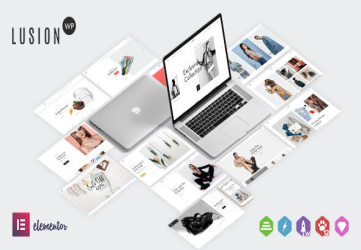 Lusion - Multipurpose eCommerce WordPress Theme