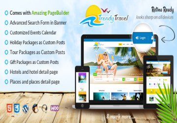 Trendy Travel Booking