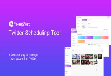 TweetPost - Twitter Scheduling Tool