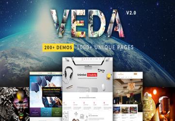 VEDA MultiPurpose WordPress