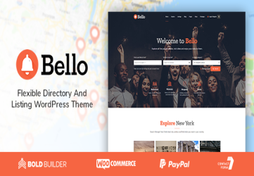 Bello - Directory & Listing