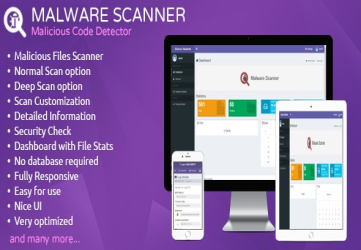 Malware Scanner - Malicious Code Detector