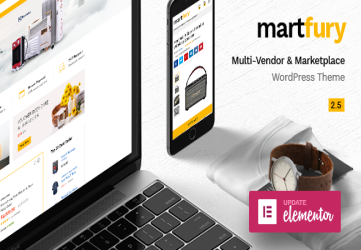 Martfury - WooCommerce Marketplace WordPress Theme