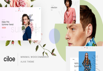 Ciloe - Multipurpose WooCommerce Theme