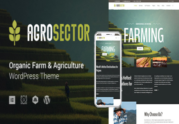 Agrosector - Agriculture & Organic Food