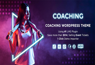 Colead | Coaching & Online Courses WordPress Theme
