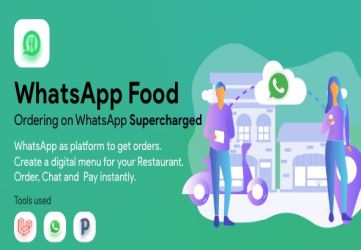 WhatsApp  Food - SaaS WhatsApp Ordering