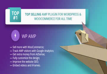 WP AMP — Accelerated Mobile Pages for WordPress and WooCommerce